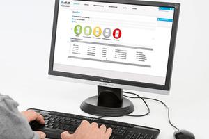 Die Verwaltung von tausenden von Türen und entsprechend vielen Mitarbeitern ist über die intuitiv bedienbare, selbsterklärende Software-Oberfläche denkbar einfach