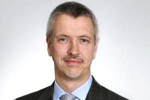 Dr. Udo Peter Banck (Fraport) vertritt im GEFMA-Vorstand die wachsende Zahl der Auftraggeberorganisationen des Verbandes
