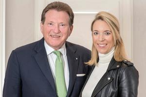 Dr. Eberhard Sasse und Dr. Laura Sasse