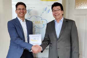 Michael Brüning ist neben Wolfgang Schröder zweiter Geschäftsführer von AT+C EDV