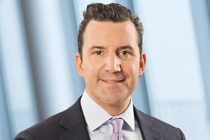 Philipp Conrads, Vorsitzender der Geschäftsführung Dussmann Service Deutschland GmbH