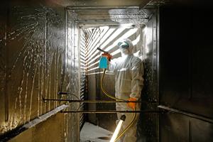 Um den hygienischen Betrieb sicherzustellen, legt die VDI 6022 verschiedene Inspektionsintervalle fest – abhängig vom Betrieb der Anlage
