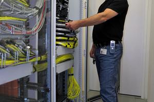 Projektleiter Gernot Grams vom Servicecenter IT am Klinikum Stuttgart