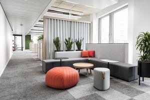 Auch die neuen Möbel sind umweltzertifiziert und ein erheblicher Teil <br />der Bestandsmöbel wurde mit in die neuen Flächen genommen