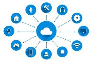 Im Internet of Things (IoT) werden physische Objekte mit der virtuellen Welt verbunden. Mithilfe von Sensoren werden Informationen über unmittelbare Umgebung vernetzter Gegenstände gesammelt und analysiert