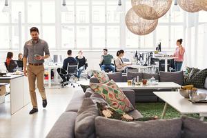Raum für neue Ideen zur Büroaufteilung<br /><br />