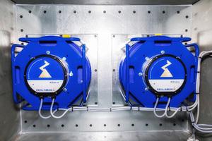 ZIEHL-ABEGG Ventilatoren werden direkt angetrieben, ganz ohne Riemen