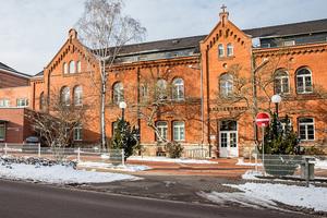 Die Klinik in Sachsen-Anhalt hat sich für Retrofit mit ZIEHL-ABEGG entschieden