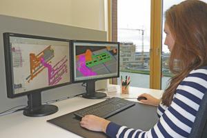 In der Praxis stellt die BIM-Arbeitsmethode neue Anforderungen an Planer, Planungswerkzeuge und das Know-how