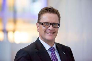 Manfred Schmitz, Geschäftsführer der Cofely Deutschland GmbH