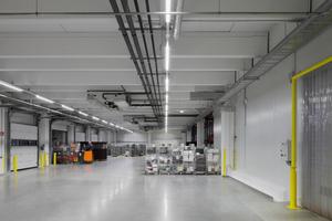 Osram erarbeitete auf Grundlage <br />europaweit durchgeführter Energy Audits ein standortübergreifendes LED-Beleuchtungskonzept für HAVI Logistics