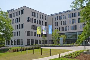 """Das neue Verwaltungsgebäude in Oberhausen ist das erste Bürogebäude, das unter der Marke """"one"""" projektiert wurde"""