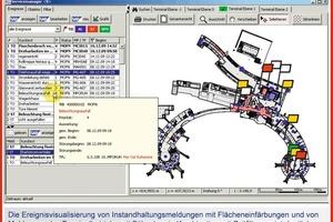 Grafischer Service Desk für den Terminalbetrieb<br />