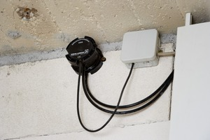 Dieser einfach zu installierende Drucksensor ersetzt bei einer elektronischen DDA die wartungsintensive Regelklappe einer mechnischen RDA auf dem Dach