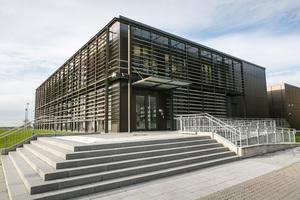 Das Rechenzentrum der Citigroup in Frankfurt wurde 2008 nach dreijähriger Planungs- und Bauzeit eröffnet