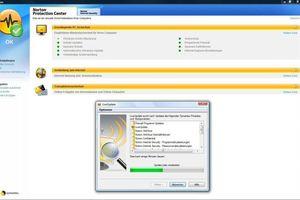 Wichtig ist das regelmäßige Online-Update von Betriebssystem, InternetBrowser, E-Mail-Programm, aber auch der Anti-Viren-Software