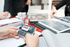 Geschäftlich genutzte mobile Hardware und Smartphones sollten auch in das IT-Sicherheitskonzept eingebunden werden