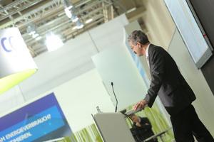 Dr. Lothar Meier, Vorstandschef des Wirtschaftsverbandes für Industrieservice, kurz WVIS.<br />