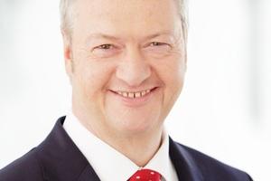 Martin Schenk, Vorsitzender der Geschäftsführung