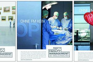 """Bildmotive der Initiative """"Die Möglichmacher"""" der GEFMA und elf ihrer Mitgliedsunternehmen"""