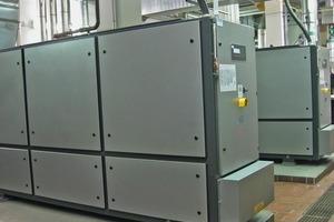 Herzstück der Energieversorgung im St. Josef-Hospital: Dezentrale Energieerzeugung durch zwei Blockheizkraftwerke