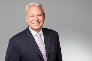 """Ralf Hempel, Vorsitzender der Geschäftsführung der WISAG Facility Service Holding GmbH & Co. KG und Vorsitzender des Lenkungsausschusses der Initiative """"FM – Die Möglichmacher"""""""