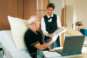 Das imagefördernde Potential einer stärkeren Serviceorientierung in Krankenhäusern wird häufig noch nicht erkannt. Die Klinikgastronomie sollte Patienten, Mitarbeiter und Besucher nicht nur verpflegen, sondern eine Gastgeberrolle einnehmen<br />