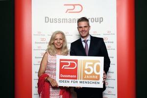 """""""Wir sind in Feierlaune"""", so Catherine von Fürstenberg-Dussmann mit Blick auf das 50. Unternehmensjubiläum Ende Mai 2013"""