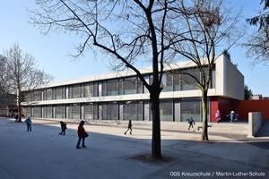 Schulen galt das Hauptaugenmerk beim Aufbau des digitalen Raumbuchs der Stadt Neuss, auch wegen der Benchmarks der Gemeindeprüfungsanstalt Nordrhein-Westfalen
