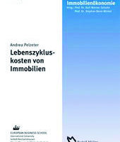 Karl-Werner Schulte, Stephan Bone-Winkel, Andrea Pelzeter (Hrsg.), 350 Seiten, 57 €, Immobilien Informationsverlag Rudolf Müller, 50933 Köln, ISBN 3-89984-15-5
