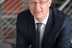 """Lars Luderer, Geschäftsführer der Goldbeck GmbH, setzt auf mehr """"Bauen im Bestand"""""""