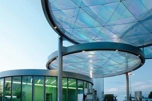 Im Wasserstoff-Kompetenzzentrum von Linde in Unterschleißheim hat die DIW das Gebäudemanagement übernommen<br />