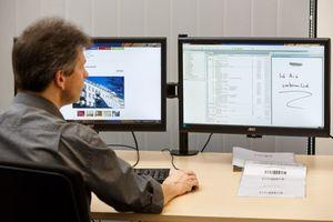 Das Archiv des Unternehmens ist heute als zentrale Ablagestelle für alle finalisierten Dokumente in digitaler Form etabliert