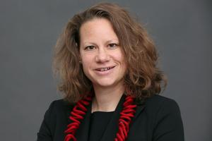 Dr. Kati Herzog, Mitglied der Geschäftsleitung der Bilfinger Bauperformance GmbH