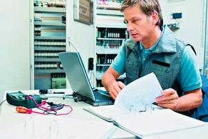 Das Software-Programm EMS visualisiert die Daten und deckt Schwachstellen im Energieverbrauch auf<br />