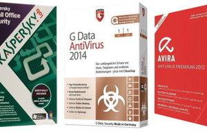 Antiviren-Programme bieten einen guten Basis-, teilweise auch Rundum-Schutz (Diverse Anbieter