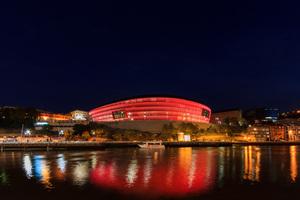San Mamés, das neue Stadion von Athletic Bilbao, ist Sportstätte des Jahres und mit einer Salto Zutrittslösung ausgestattet