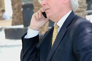 Conrad Herrmann, Partner ICME RealEstate<br />