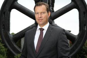 Prof. Kai Kummert, Leiter Labor Facility Management, Beuth Hochschule für Technik Berlin