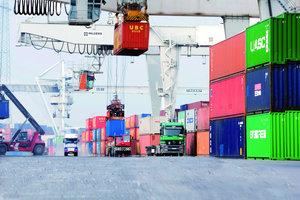 """<div class=""""2.6 Bildunterschrift"""">Seit Ende September nutzt die duisport facility logistics GmbH CAFM-Software für optimierte Prozesse</div>"""