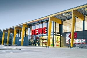 In vielen Supermärkten der Rewe Group, wie etwa hier in Berlin, betreibt die EHA jetzt die Leistungsmessung
