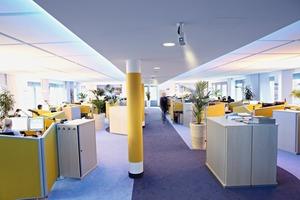 Bei Thomas Cook wurde ein ganzheitliches Raum-, Licht- und Klimakonzept umgesetzt