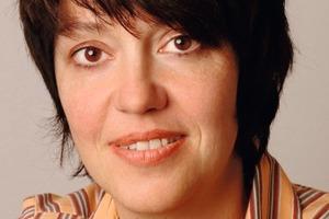 Iris Jeglitza-Moshage, <br />Geschätfsbereichsleiterin Technische Messen der Messe Frankfurt