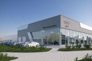 Die Hahn Gruppe ist eine der größten Automobilhandelsgruppen in Deutschland mit über 1100Mitarbeitern