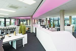 Die Innenarchitektur überzeugt unter anderem durch Einfallsreichtum und innovative Lösungen zur Raumaufteilung
