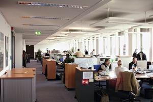 Mittlerweile belegen es diverse Studien: im typischen Großraumbüro gibt es oft zu viele Störfaktoren<br />