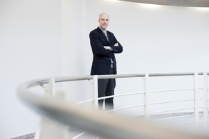 Friedrich P. Kötter, Geschäftsführer von Kötter Security