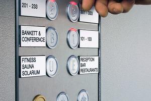 Die hohe Verfügbarkeit eines Aufzugs ist besonders in Hotels entscheidend<br />