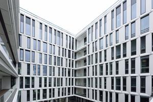 """Der """"HumboldthafenEins"""" zählt auch bundesweit zu den Top-10 der nachhaltigsten Bürogebäude"""