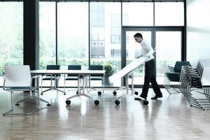 Dynamische Konferenzeinrichtungen fördern Beteiligung und Aktivierung – und senken die Bewirtschaftungskosten